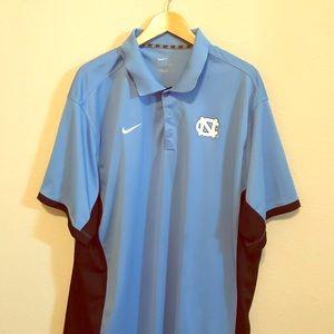 Nike Dri- Fit North Carolina men's shirt